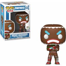 Fortnite: Merry Marauder POP! Games Vinyl Figur (#433)