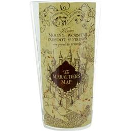 Marauders Map Glas