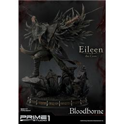 Bloodborne: Bloodborne The Old Hunters Statue Eileen The Crow 70 cm