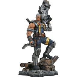 Marvel: Marvel Premier Collection Statue Cable 35 cm