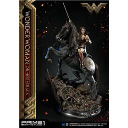 DC Comics: Wonder Woman Statue Wonder Woman on Horseback 138 cm