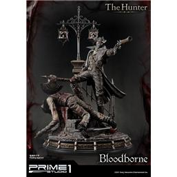Bloodborne: Bloodborne The Old Hunters Statue The Hunter 82 cm