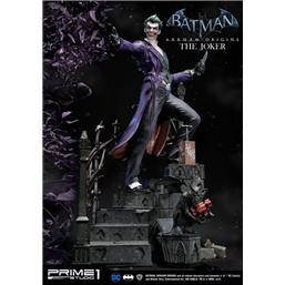 Batman Arkham Origins Statue The Joker 86 cm