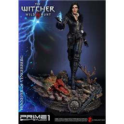 Witcher: Witcher 3 Wild Hunt Statue Yennefer of Vengerberg 55 cm