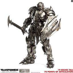 Transformers: Transformers The Last Knight Action Figure 1/6 Megatron Deluxe Version 48 cm