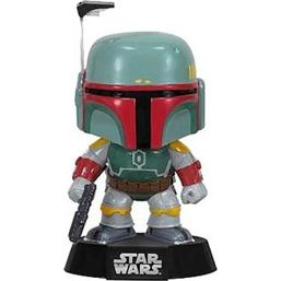 Boba Fett With Gun POP! Bobble Head (#08)