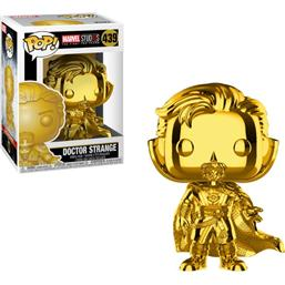 Doctor Strange (Gold) POP! Marvel Vinyl Figur (#439)