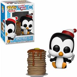 Diverse: Chilly Willy POP! Animation Vinyl Figur (#486)