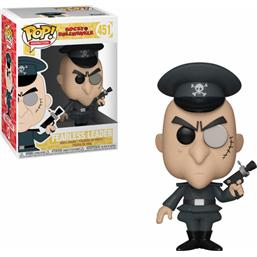 Adventures of Rocky and Bullwinkle: Fearless Leader POP! Movies Vinyl Figur (#451)