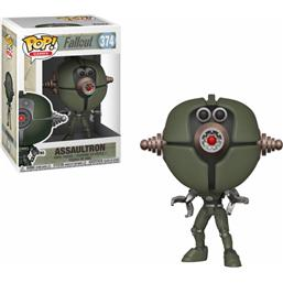 Fallout: Assaultron POP! Games Vinyl Figur (#374)