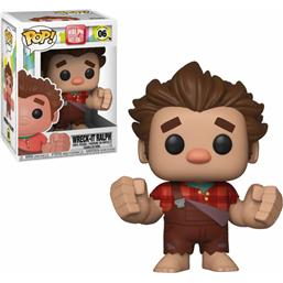 Wreck-It Ralph: Wreck-It Ralph POP! Movies Vinyl Figur (#06)