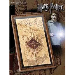 Harry Potter: Udstillingsmontre for Marauder's Map replica