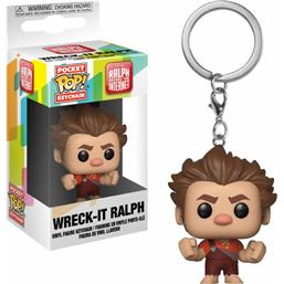 Wreck-It Ralph Pocket POP! Vinyl Nøglering
