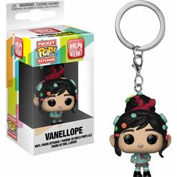 Vanellope Pocket POP! Vinyl Nøglering