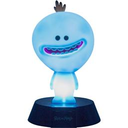 Rick and Morty: Rick & Morty 3D Icon Light Mr Meeseeks 10 cm