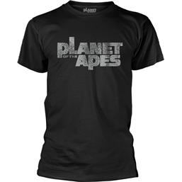 Planet of the Apes: Distress Logo T-Shirt