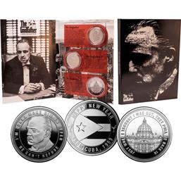 Godfather: The Godfather Collectable Coin 3-Pack