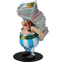 Diverse: Asterix Collectoys Statue Obelix 21 cm