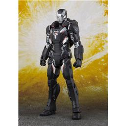 Avengers Infinity War S.H. Figuarts Action Figure War Machine Mark IV 16 cm
