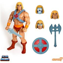 Masters of the Universe (MOTU): Club Grayskull Ultimates He-Man Action Figure 18 cm
