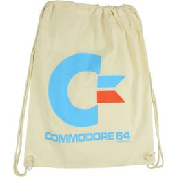 Commodore 64: Hvid Commodore 64 Gymnastiktaske