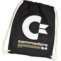 Commodore 64: Sort Commodore 64 Gymnastiktaske