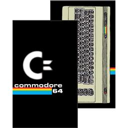 Commodore 64: Commodore 64 Keyboard Notesbog