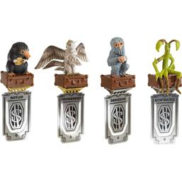 Fantastiske Skabninger: Fantastic Beasts Bookmark 4-Pack Beasts