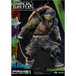 Teenage Mutant Ninja Turtles: Teenage Mutant Ninja Turtles Out of the Shadows 1/4 Statue Leonardo 61 cm