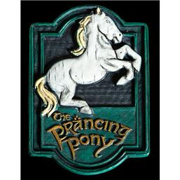 Lord Of The Rings: Lord of the Rings Magnet The Prancing Pony