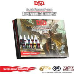 Dungeons & Dragons: Dungeons & Dragons - Nolzur's Marvelous Pigments: Adventurers Paint Set