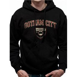 Batman: Batman Hooded Sweater Gotham City University