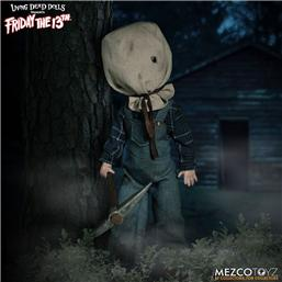 Living Dead Dolls: Friday the 13th Living Dead Dolls Doll Jason Voorhees Deluxe Edition 25 cm