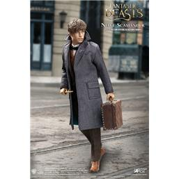 Fantastic Beasts: Fantastic Beasts My Favourite Movie Action Figure 1/6 Newt Scamander Grey Coat Ver. 30 cm