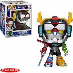 Voltron XL POP! Animation Vinyl Figur (#471)