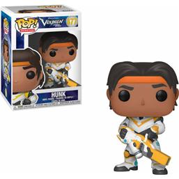 Hunk POP! Animation Vinyl Figur (#477)
