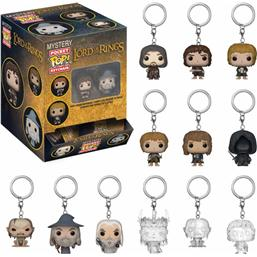 Lord of the Rings Mystery Blinds Pocket Pop! Vinyl Nøglering