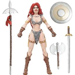 Red Sonja: Red Sonja Bendable Figure She-Devil with a Sword 14 cm