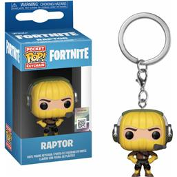Raptor Pocket POP! Vinyl Nøglering