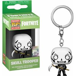 Skull Trooper Pocket POP! Vinyl Nøglering