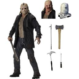 Friday The 13th: Friday the 13th 2009 Action Figure Ultimate Jason 18 cm