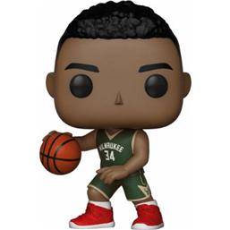 Giannis Antetokounmpo POP! Sports Vinyl Figur (#45)