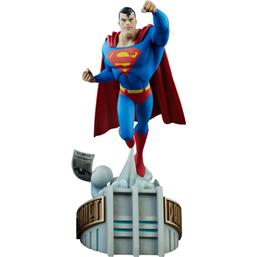 Superman: DC Animated Series Collection Statue Superman 50 cm