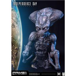 Independence Day: Independence Day Resurgence Bust 1/1 Alien 81 cm