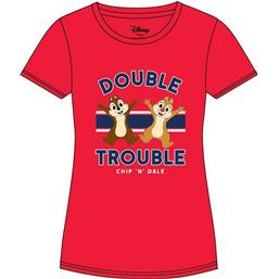 Double Trouble T-Shirt (dame model)