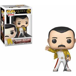 Freddie Mercury Wembley 1986 POP! Rocks Vinyl Figur (#96)