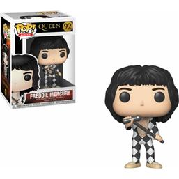 Freddy Mercury POP! Rocks Vinyl Figur (#92)