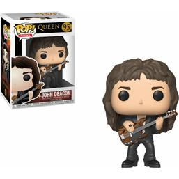John Deacon POP! Rocks Vinyl Figur (#95)