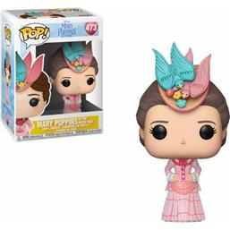 Mary Poppins: Mary (Pink Dress) POP! Disney Vinyl Figure (#473)