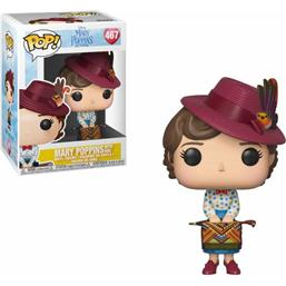 Mary Poppins: Mary with Bag POP! Disney Vinyl Figur (#467)